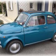 Fiat 500 F - 1968