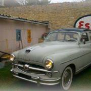 Ford Vendôme - 1954