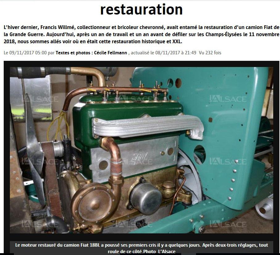 Restauration XXL