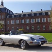 Jaguar type E - 1966