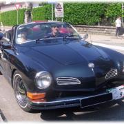 Karmann Ghia Cabriolet - 1973