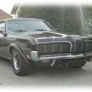 Mercury Cougar Xr7 - 1970