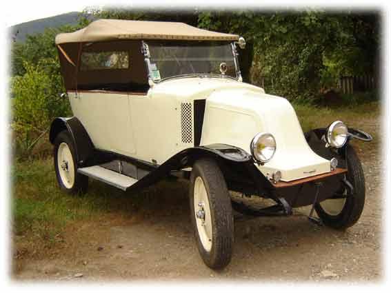 Renault KJ - 1922